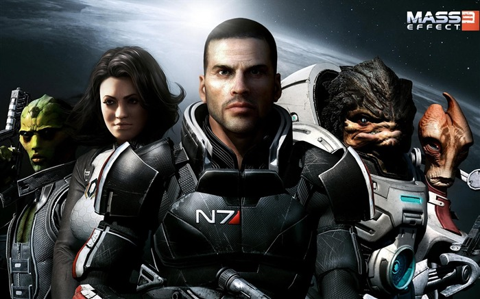 Mass Effect 3 HD wallpapers #16