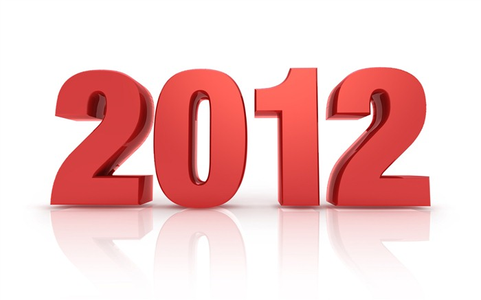 2012 New Year wallpapers (1) #3