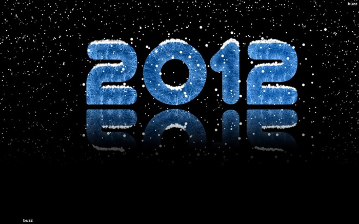 2012 New Year wallpapers (1) #18