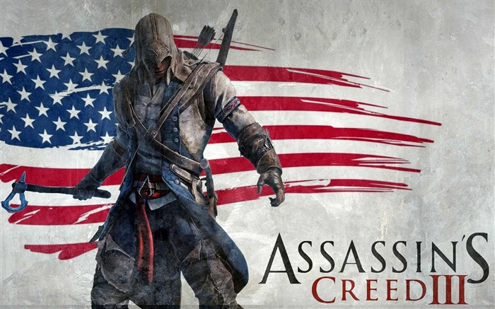 Assassins Creed 3 HD Wallpapers 12