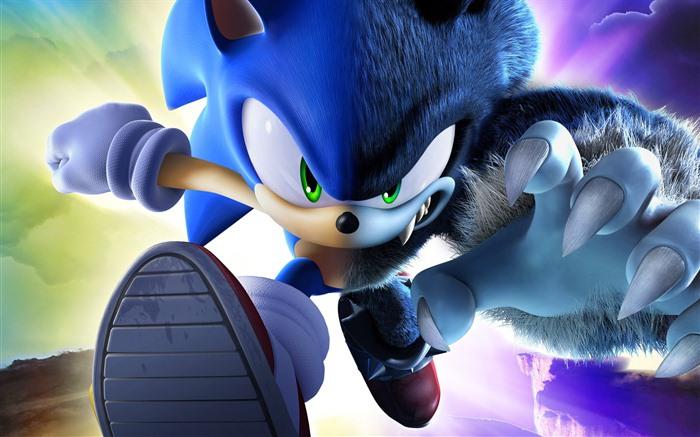 Fondos De Pantalla Alta Definicion: Fondos De Pantalla De Alta Definición De Sonic #5
