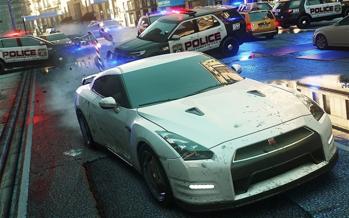 Need for Speed: Most Wanted 极品飞车17:最高通缉 高清壁纸11