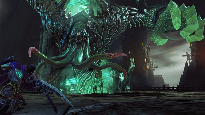 Darksiders ii juego hd fondos de pantalla 12 fondo de pantalla de vista previa juego fondos - Descargar darksiders 2 ...