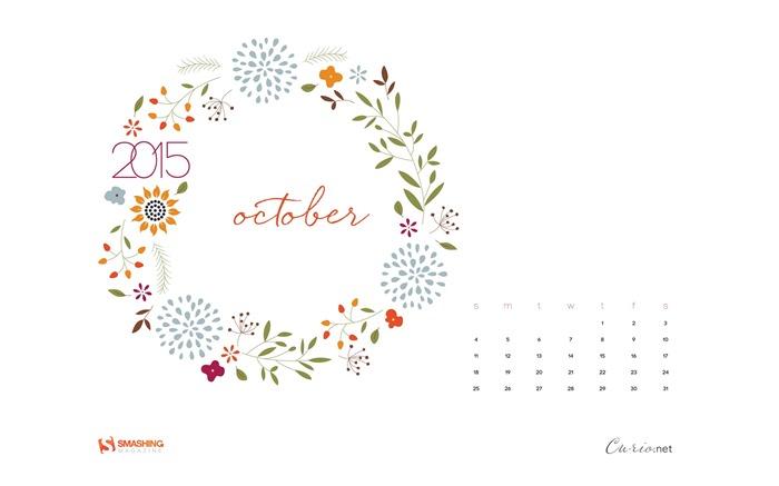 ::: 2015年10月 月曆壁紙(二) #11 ::: 所屬專輯: 2015年10月 月曆壁紙(二) 所屬分類: 節日 圖片描述: 2015年10月 月曆壁紙(二) #11 可下載尺寸: 1024x768 | 1280x800 | 1280x1024 | 1366x768 | 1440x900 | 1680x1050 | 1600x1200 | 1920x1080 | 1920x1200