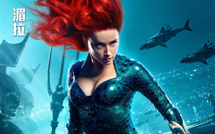 Aquaman, Marvel movie HD wallpapers #2