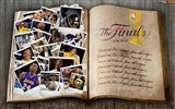 NBA2009 Champion Lakers Wallpaper
