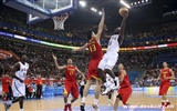Beijing Olympic Basketball Wallpaper