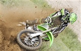 Off-road moto HD Wallpaper (1)