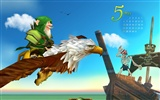 World of Warcraft: fondo de pantalla oficial de The Burning Crusade (1)