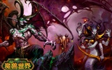 World of Warcraft: The Burning Crusade's official wallpaper (2) #28