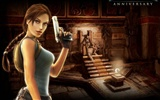 Lara Croft Tomb Raider 10th Anniversary Fond d'écran