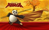3D animace Kung Fu Panda wallpaper