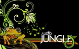 Audio Jungle Wallpaper Design