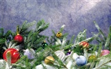 Christmas landscaping series wallpaper (14) #3