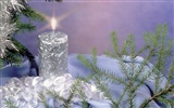 Christmas landscaping series wallpaper (14) #11