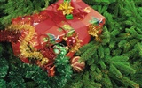 Christmas landscaping series wallpaper (14) #13