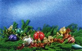 Christmas landscaping series wallpaper (14) #14