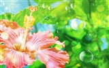 Fantasy CG Background Flower Wallpapers
