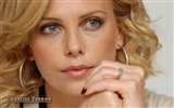 Charlize Theron beautiful wallpaper