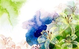 Synthetic Flower Wallpapers (2)