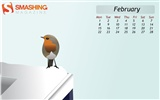 February 2010 Calendar Wallpaper creative #3