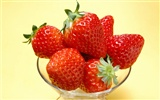 HD wallpaper fresh strawberries #6