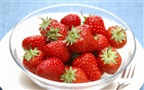 HD wallpaper fresh strawberries #9