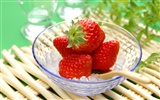 HD wallpaper fresh strawberries #10