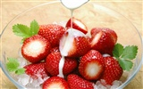HD wallpaper fresh strawberries #15