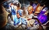 Widescreen wallpaper fighting game (2)