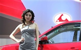 2010 Beijing International Auto Show beauty (1) (the wind chasing the clouds works) #31