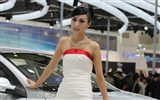 2010 Beijing International Auto Show beauty (1) (the wind chasing the clouds works) #39