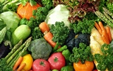 Vegetable photo wallpaper (1)