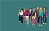 Girls Generation Wallpaper (2) #4