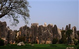 Stone Forest in Yunnan line (2) (Khitan wolf works) #19