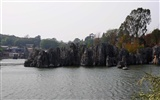 Stone Forest in Yunnan line (2) (Khitan wolf works) #30