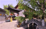 Lijiang ancient town atmosphere (1) (old Hong OK works)