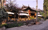 Lijiang ancient town atmosphere (2) (old Hong OK works)