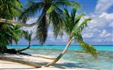 Beach Landschaft Wallpaper (7) #10