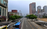 Fuzhou street with the shot (photo Works of change) #2