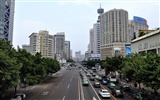 Fuzhou street with the shot (photo Works of change) #6