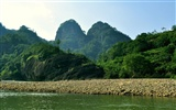 Wuyi jiuqu scenery (photo Works of change) #6