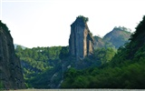 Wuyi jiuqu scenery (photo Works of change) #16