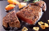 Delicious barbecue wallpaper (3)