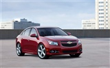 Chevrolet Cruze RS - 2011 HD wallpaper #2