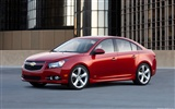 Chevrolet Cruze RS - 2011 HD wallpaper #4