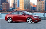 Chevrolet Cruze RS - 2011 HD wallpaper #5