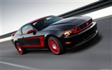 Ford Mustang Boss 302 Laguna Seca - 2012 HD Wallpaper