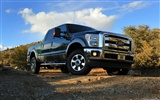 Ford F250 Super Duty - 2011 fonds d'écran HD