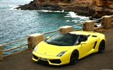 Lamborghini Gallardo LP560-4 Spyder - 2009 HD wallpaper